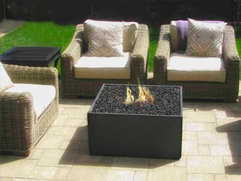 Solus Firebox fire pit buy in the UK and Europe
