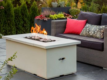 Solus firetable firepit