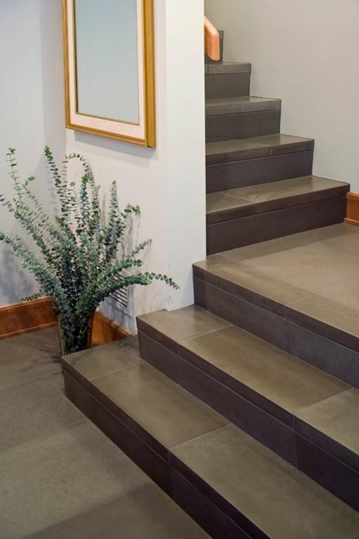 Solus decor concrete floor tiles panel