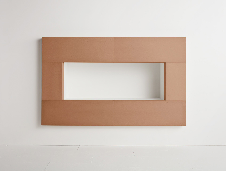 Solus concrete fireplace surround - Span Squared