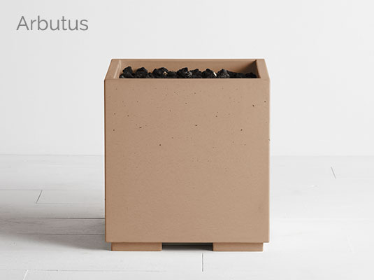 Solus firecube fire pit