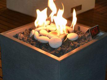 Firecube firepit