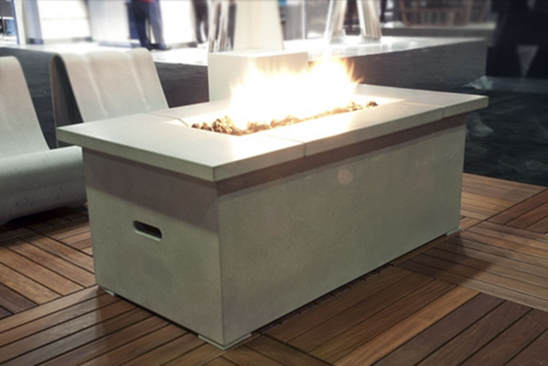 Solus Fire Pits Fire Table