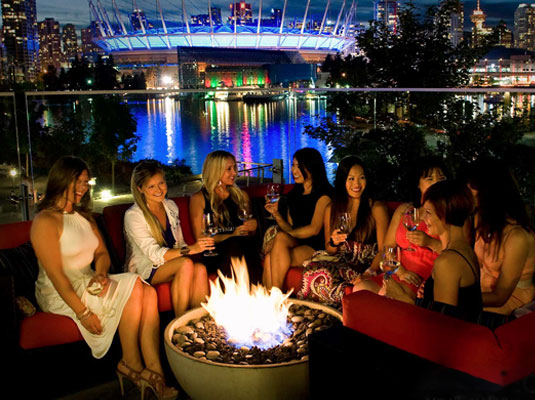 firepits for property developers