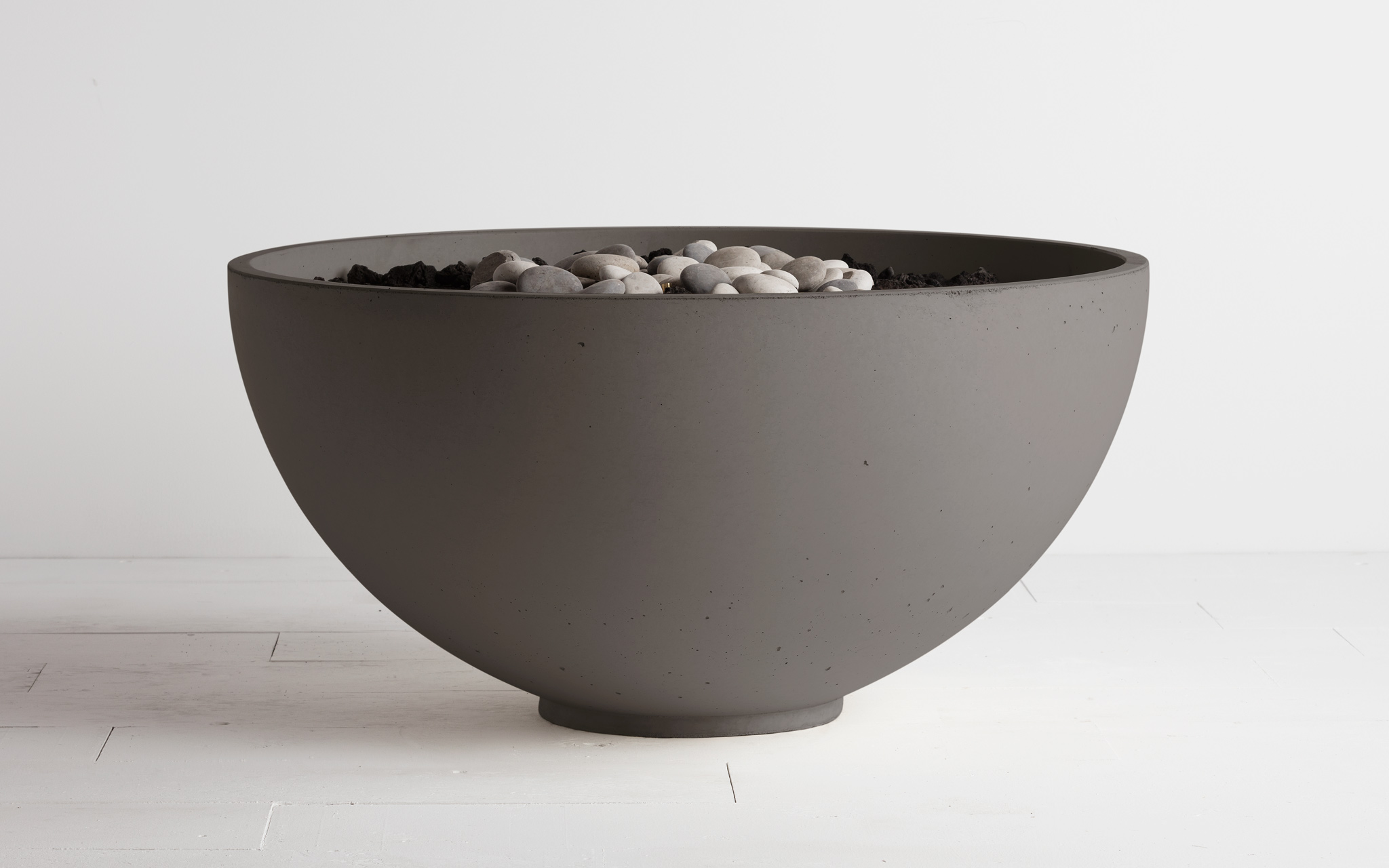 Hemi Fire bowl fire pit cinder colour