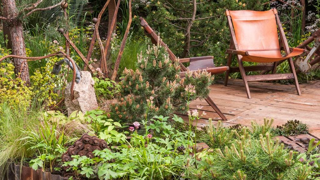 best artisan garden at chelsea flower show 2017