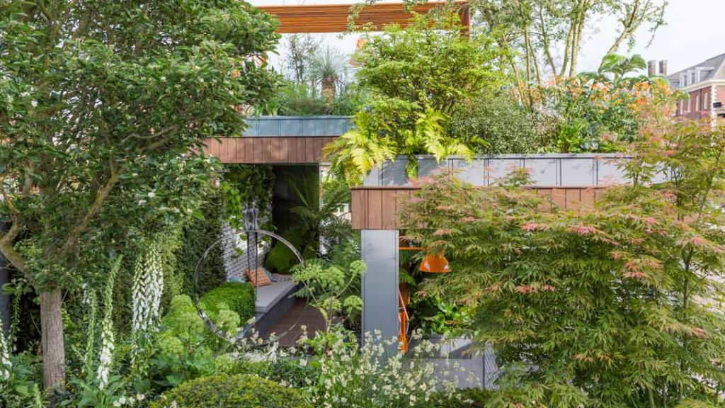 best fresh garden chelsea flower show 2017