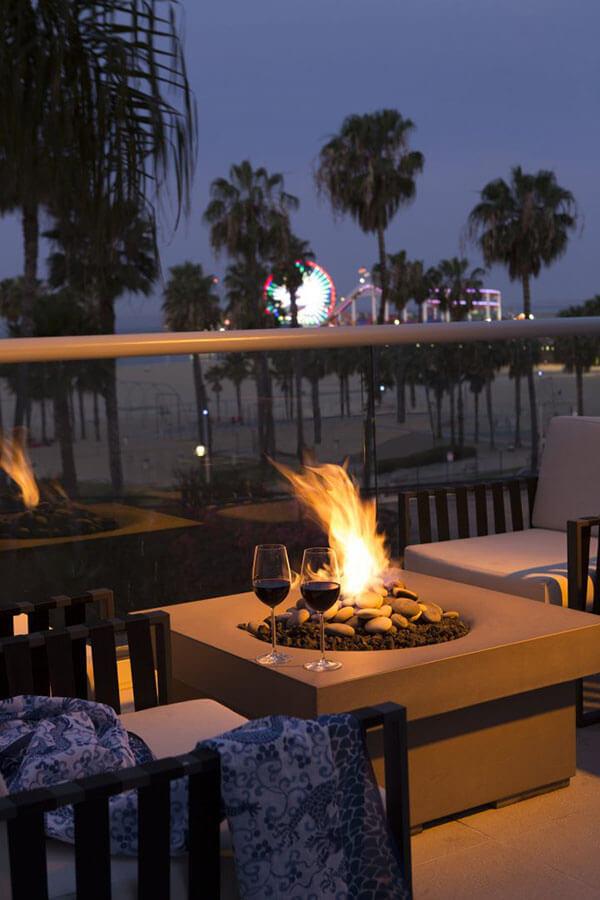 Elevated Halo Santa Monica Beach Hotel