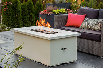 Solus firetable fire pit
