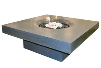 Halo low 48 firepit