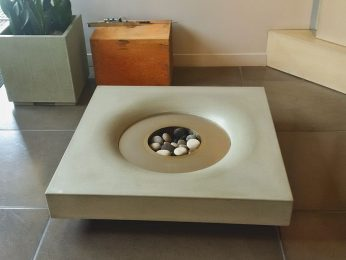 solus halo low fire pit