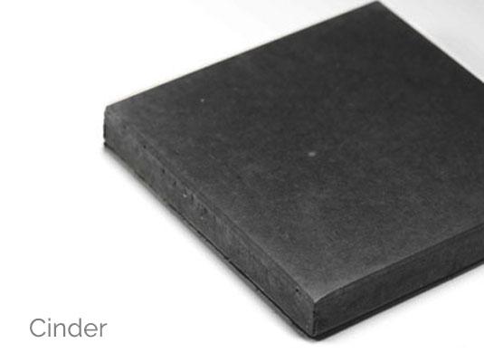 Solus concrete colour cinder