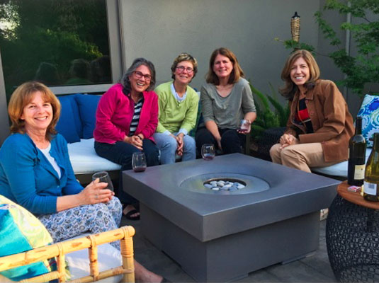 Elevated Halo 36 Firepit outdoor entertainment halo elevated 36