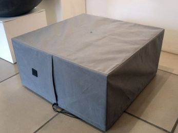 Solus Firebox Firepit all weather cover
