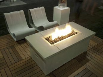 Firetable fire pit