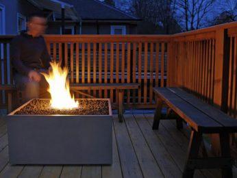 Solus Firebox fire pit