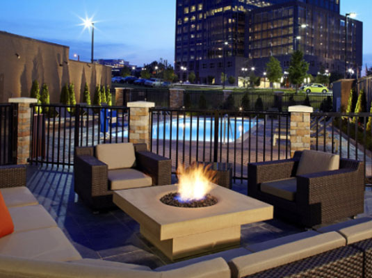 fire pits for property builders