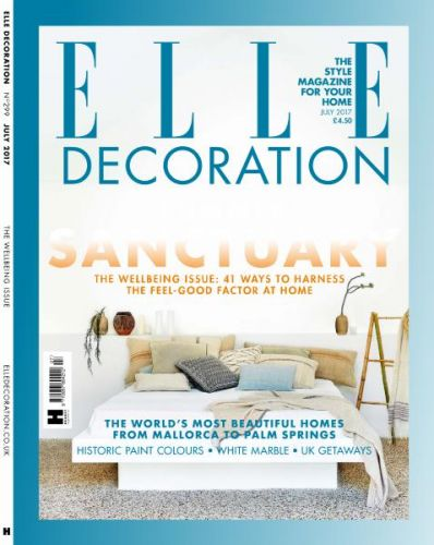 Solus products in Elle Decoration July 2017