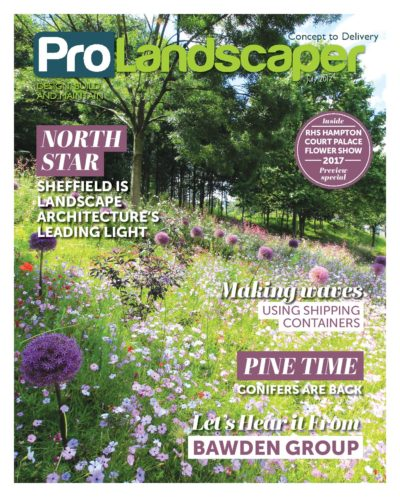 Solus products in Pro Landscaper July 2017