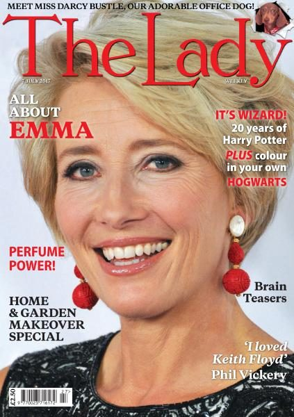 Solus products in The Lady July 2017